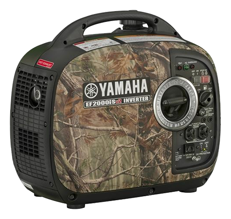 2019 Yamaha EF2000iSHv2 Generator in Virginia Beach, Virginia