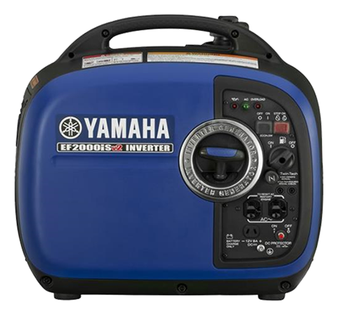 2019 Yamaha EF2000iSV2 Generator in Coloma, Michigan