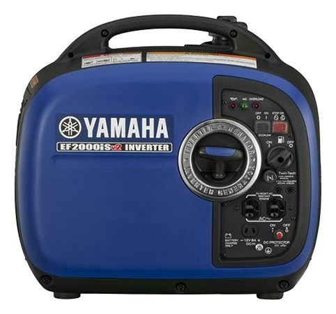 2019 Yamaha EF2000iSV2 Generator in Jasper, Alabama - Photo 1
