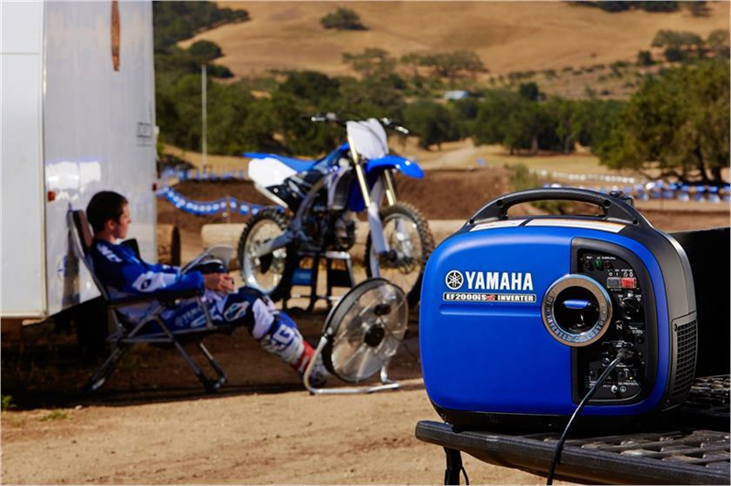 2019 Yamaha EF2000iSV2 Generator in Fairfield, Illinois