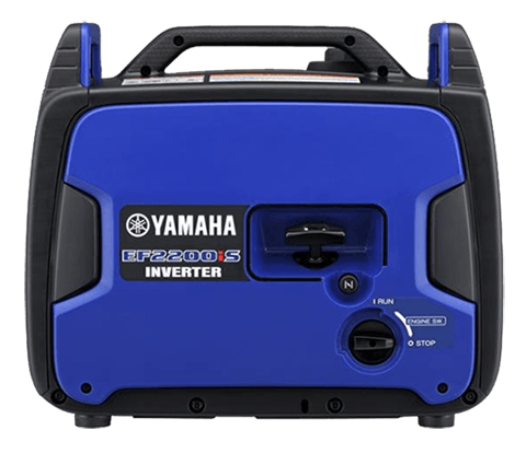 2019 Yamaha EF2200iS Generator in Frontenac, Kansas