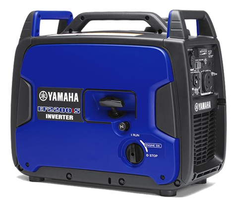 Yamaha EF2200iS Generator in Bastrop In Tax District 1, Louisiana - Photo 2