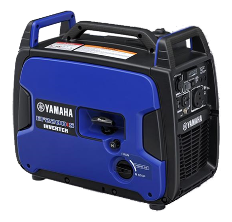 Yamaha EF2200iS Generator in Carroll, Ohio - Photo 6