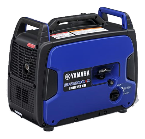 2019 Yamaha EF2200iS Generator in Zephyrhills, Florida