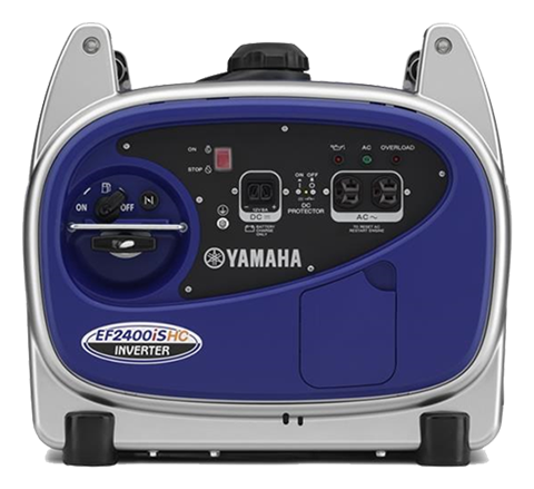 Yamaha EF2400iSHC Generator in Greenville, North Carolina