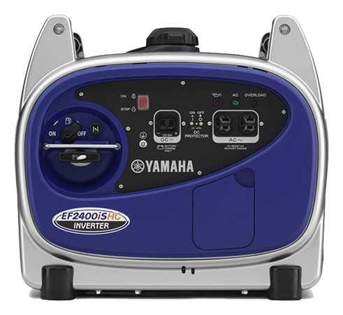 2019 Yamaha EF2400iSHC Generator in Bastrop In Tax District 1, Louisiana