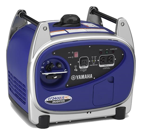 2019 Yamaha EF2400iSHC Generator in Queens Village, New York