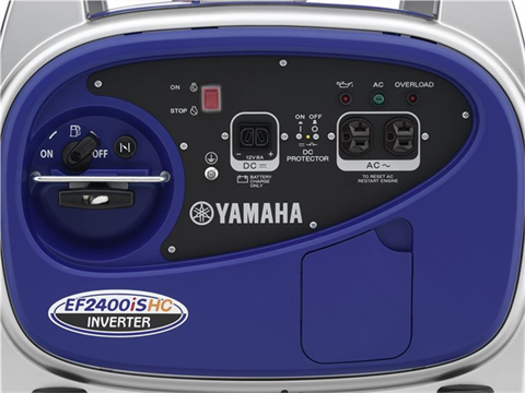 Yamaha EF2400iSHC Generator in Jasper, Alabama - Photo 4