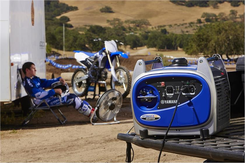 2019 Yamaha EF2400iSHC Generator in Riverdale, Utah - Photo 8