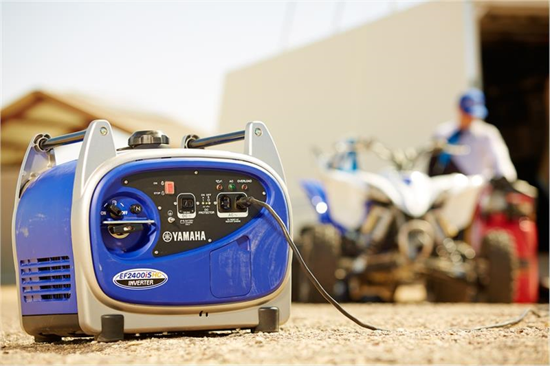 Yamaha EF2400iSHC Generator in Warren, Arkansas - Photo 9