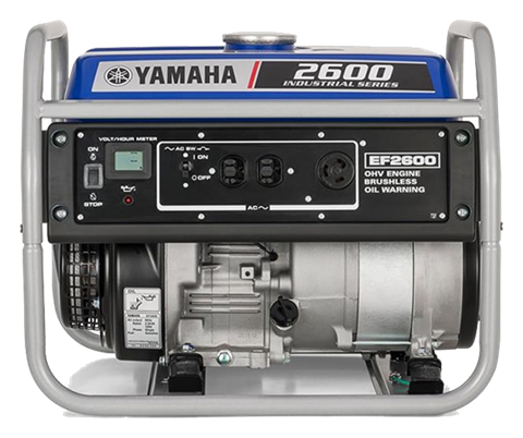 Yamaha EF2600 Generator in Greenville, North Carolina
