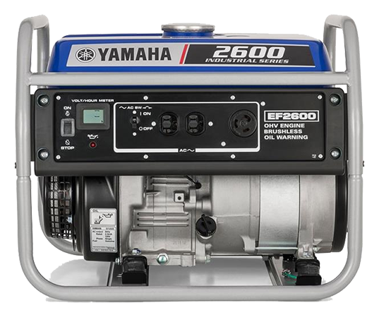 Yamaha EF2600 Generator in Carroll, Ohio - Photo 1