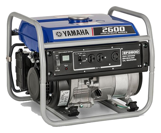 2019 Yamaha EF2600 Generator in Carroll, Ohio