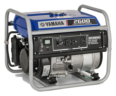 2019 Yamaha EF2600 Generator in Bastrop In Tax District 1, Louisiana