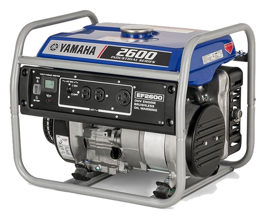 2019 Yamaha EF2600 Generator in Mineola, New York