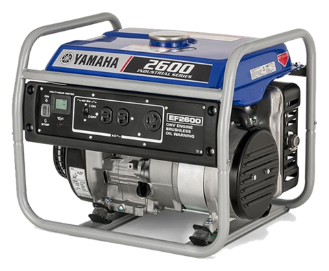2019 Yamaha EF2600 Generator in Port Washington, Wisconsin