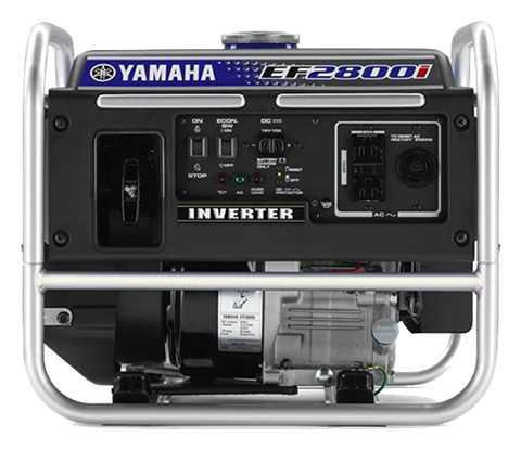 Yamaha EF2800i Generator in Coloma, Michigan