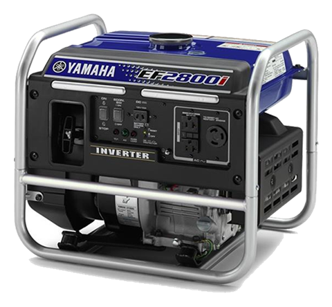 2019 Yamaha EF2800i Generator in Jasper, Alabama - Photo 3