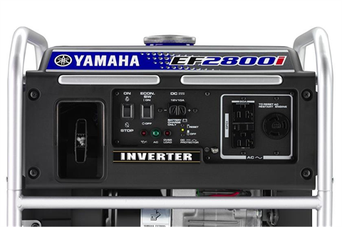 2019 Yamaha EF2800i Generator in Mount Vernon, Ohio - Photo 4