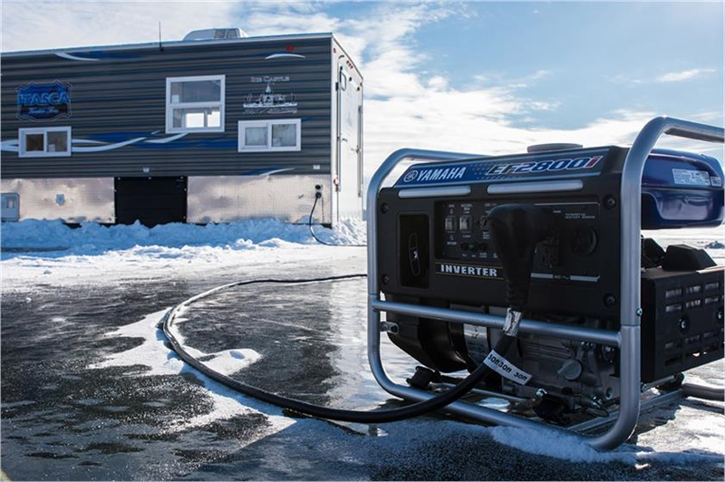 2019 Yamaha EF2800i Generator in Greenland, Michigan