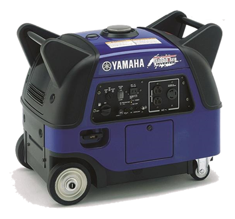 2019 Yamaha EF3000iSEB Generator in Johnson Creek, Wisconsin