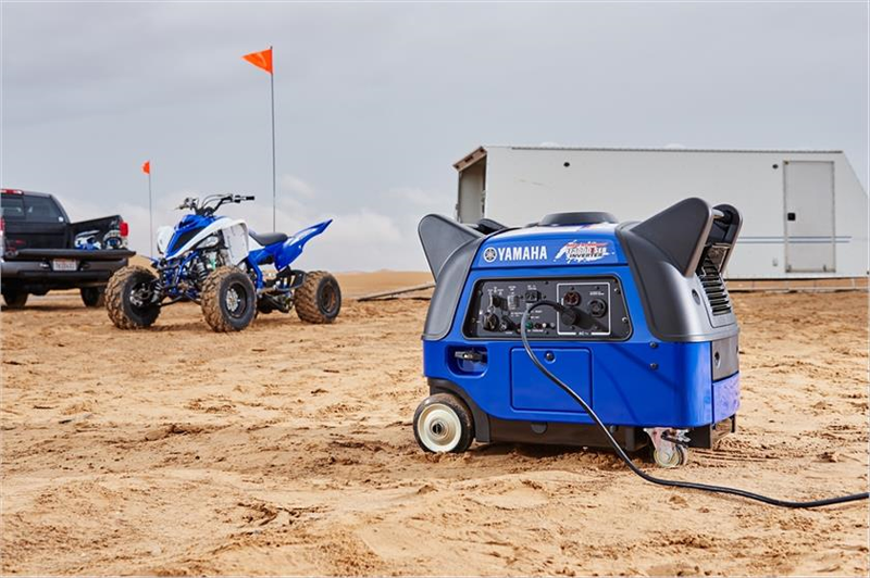 2019 Yamaha EF3000iSEB Generator in Amarillo, Texas - Photo 3
