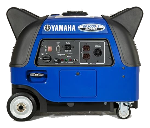Yamaha EF3000iS Generator in Greenville, North Carolina