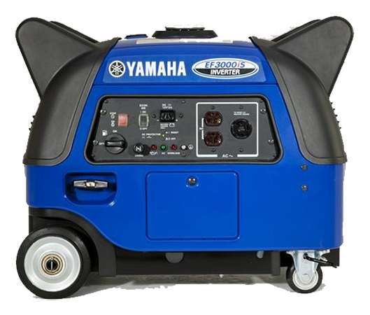 2019 Yamaha EF3000iS Generator in Metuchen, New Jersey - Photo 1