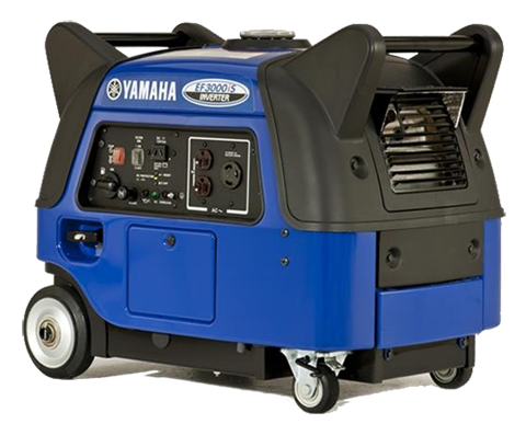 2019 Yamaha EF3000iS Generator in Metuchen, New Jersey