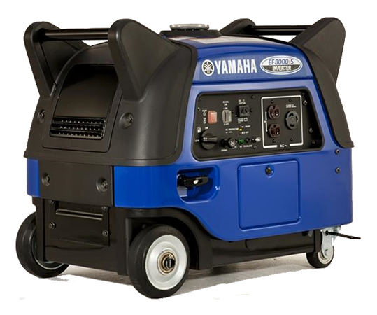 2019 Yamaha EF3000iS Generator in Rock Falls, Illinois