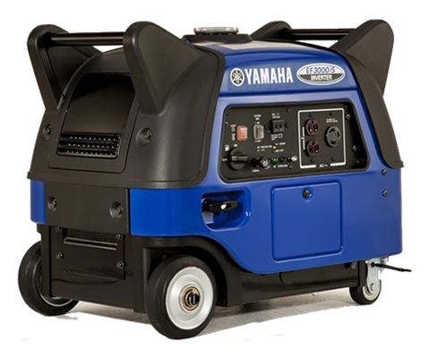 2019 Yamaha EF3000iS Generator in Billings, Montana
