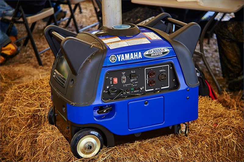 2019 Yamaha EF3000iS Generator in Riverdale, Utah