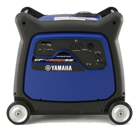 2019 Yamaha EF4500iSE Generator in Hickory, North Carolina
