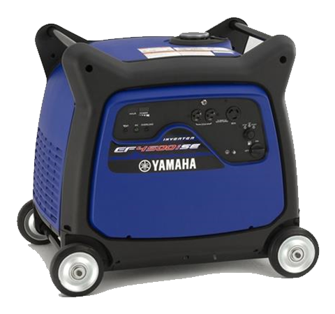 2019 Yamaha EF4500iSE Generator in Coloma, Michigan
