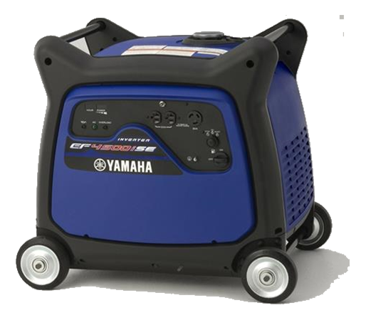 2019 Yamaha EF4500iSE Generator in Virginia Beach, Virginia