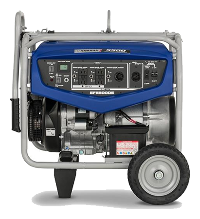 2019 Yamaha EF5500D Generator in Lewiston, Maine