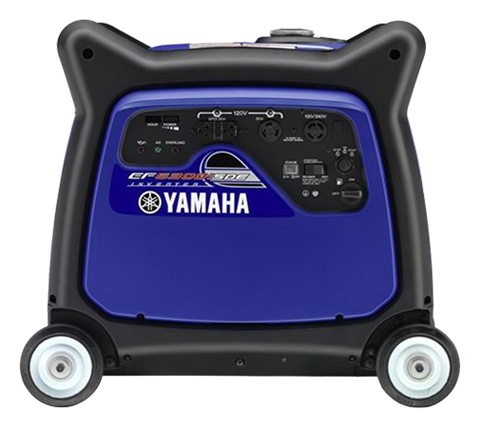 2019 Yamaha EF6300iSDE Generator in Carroll, Ohio