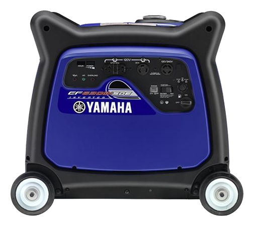 2019 Yamaha EF6300iSDE Generator in Tulsa, Oklahoma - Photo 1