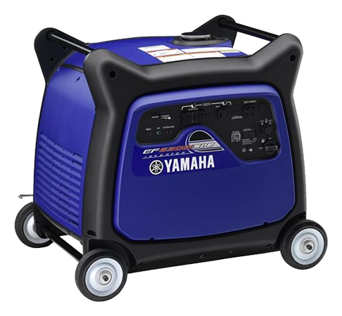 Yamaha EF6300iSDE Generator in Lumberton, North Carolina - Photo 2