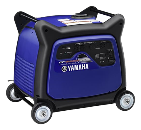 Yamaha EF6300iSDE Generator in Metuchen, New Jersey - Photo 2