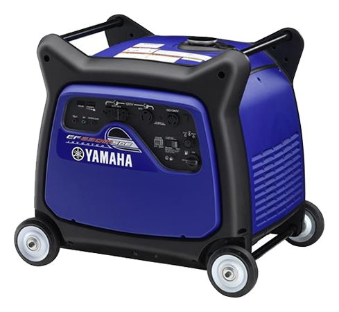 2019 Yamaha EF6300iSDE Generator in Lumberton, North Carolina