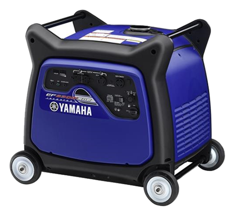 2019 Yamaha EF6300iSDE Generator in Queens Village, New York - Photo 3