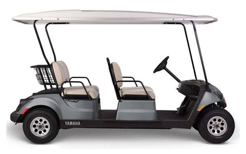 2019 Yamaha Concierge 4 (AC Electric) in Haubstadt, Indiana