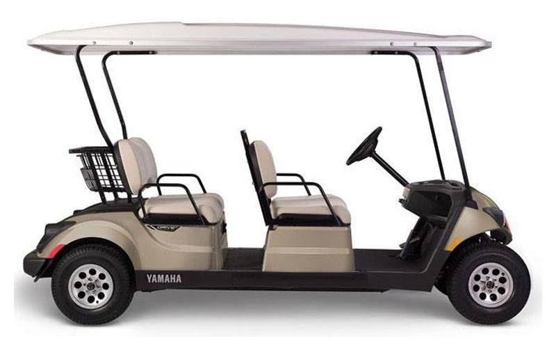 2019 Yamaha Concierge 4 (AC Electric) in Tifton, Georgia
