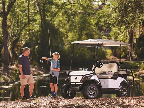 2019 Yamaha Adventurer Sport 2+2 (Gas) in Hendersonville, North Carolina - Photo 6