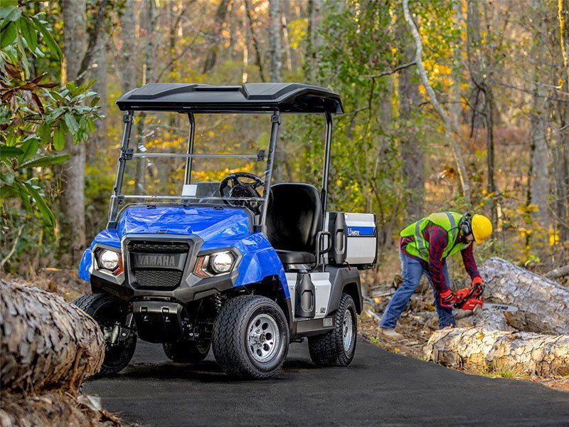 2019 Yamaha Umax One (Gas EFI) in Cedar Falls, Iowa - Photo 4