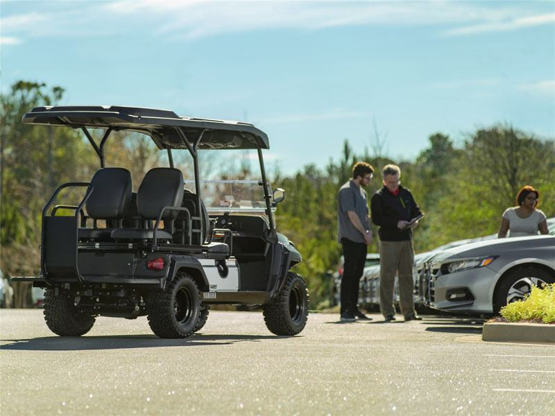 2019 Yamaha Umax Rally 2+2 (Gas EFI) in Hendersonville, North Carolina