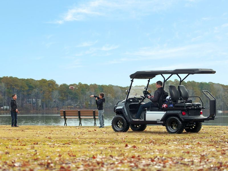 2019 Yamaha Umax Rally 2+2 (Gas EFI) in Hendersonville, North Carolina - Photo 4