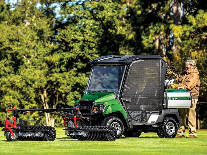 2019 Yamaha Umax Range Picker (Gas EFI) in Hendersonville, North Carolina - Photo 2