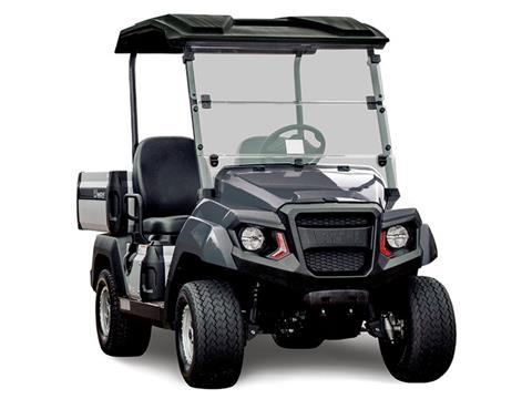 2019 Yamaha Umax Two (Gas EFI) in Ishpeming, Michigan - Photo 1